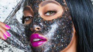 Glamglow Glitter Mask 2