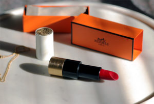 Hermès refillable lipstick