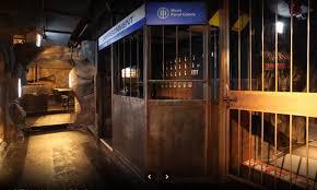 Lock up restaurant