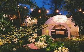 The Summerhouse Garden Domes