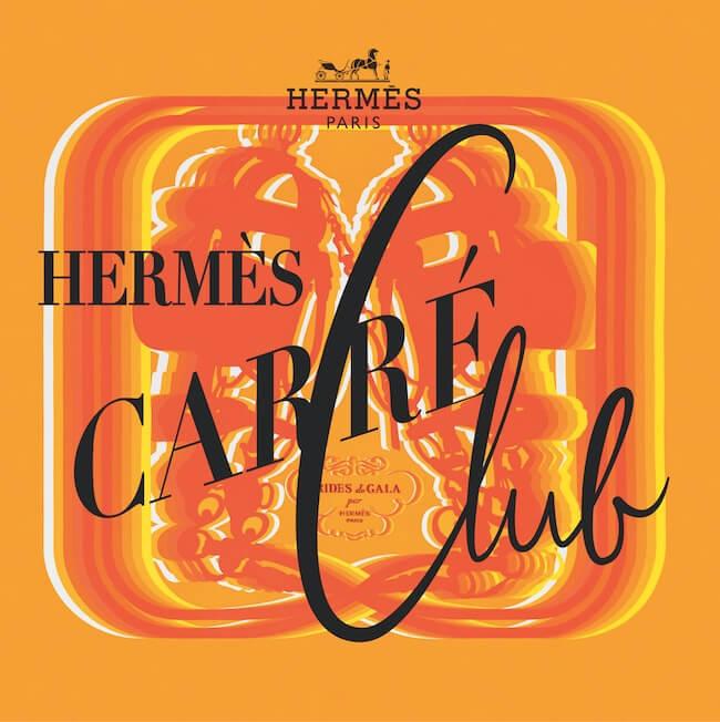 Hermès Carré Club 3