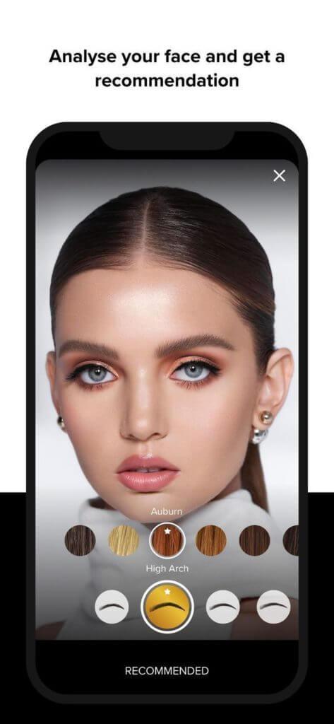 The brow app 3