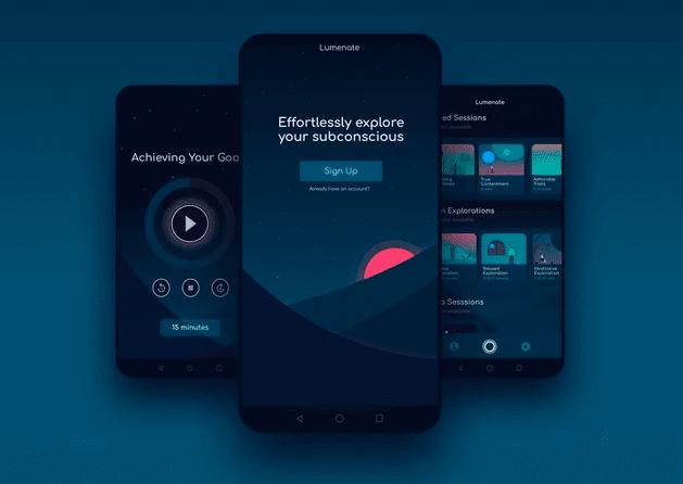 Lumenate App